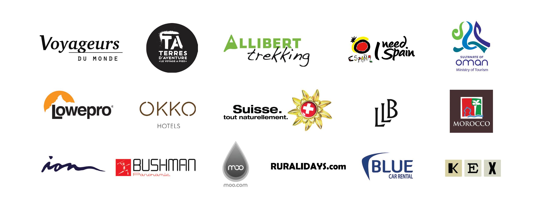 Logos partenaires du blog Wild Birds Collective