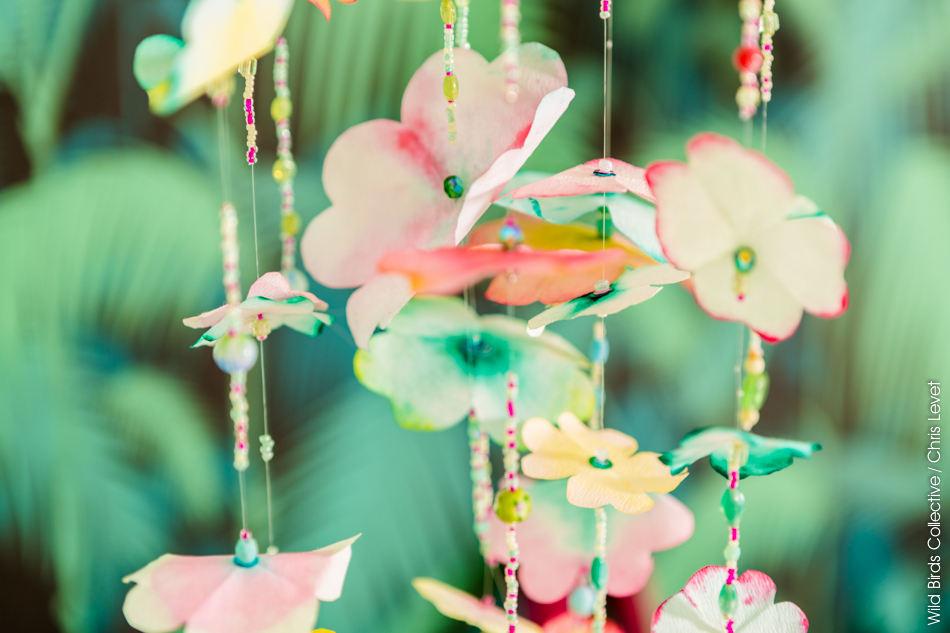 Diy Faire Un Mobile Tropical Wild Birds Collective