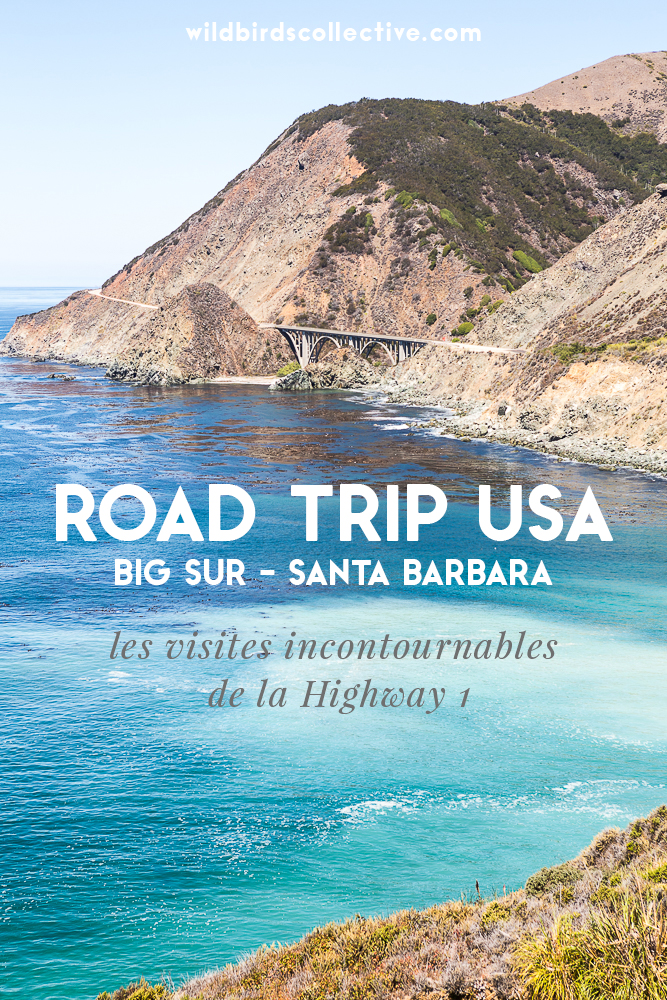 Road trip Californie USA