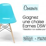 concours gagnez une chaise eames dsw wild birds collective. Black Bedroom Furniture Sets. Home Design Ideas