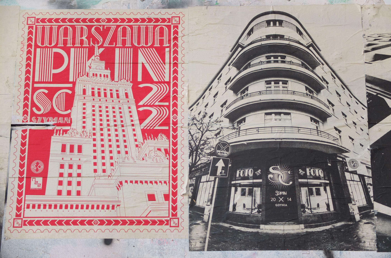 Varsovie Slavia Vintage
