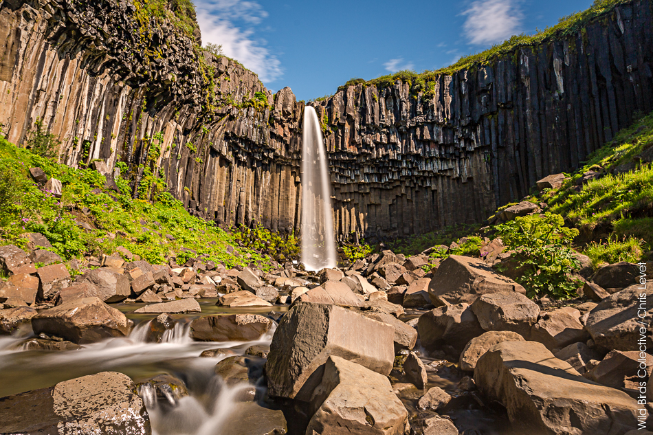 Svartifoss Islande