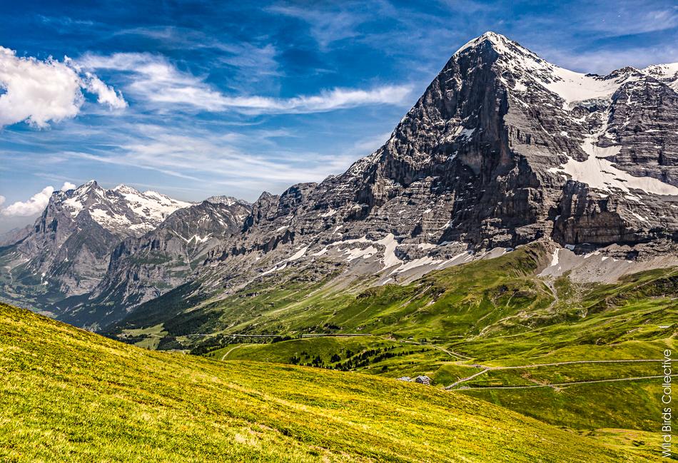 Eiger Suisse Jungfrau