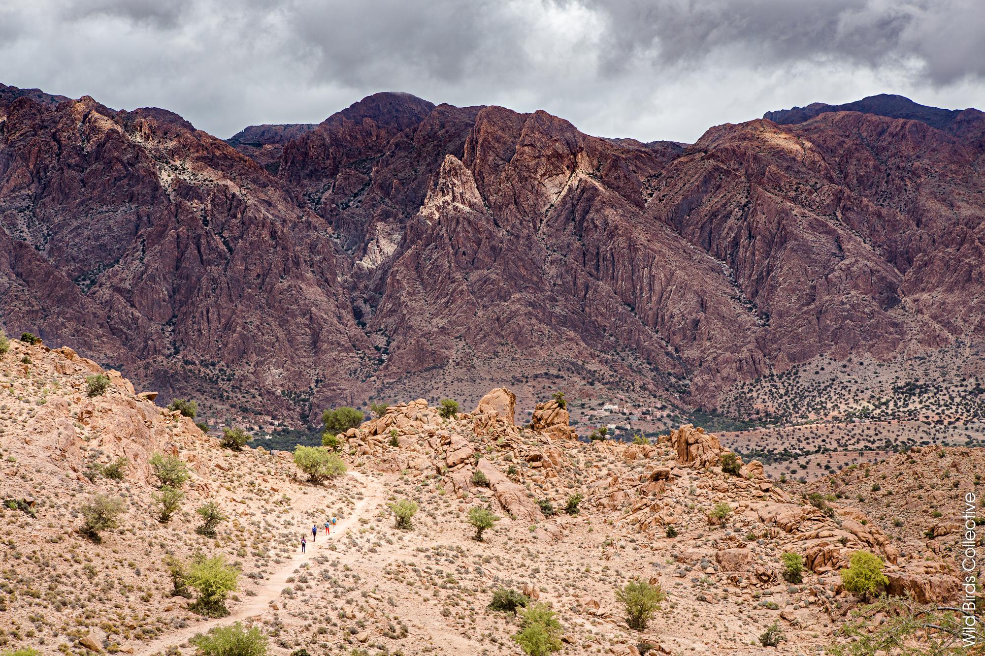 Djebel Lkest, Anti-Atlas, Maroc