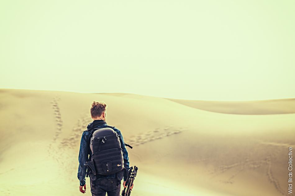 Photographier les dunes de Maspalomas