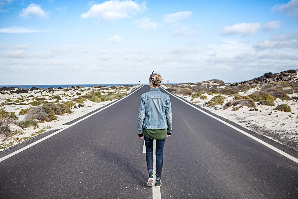Sur les routes de Lanzarote