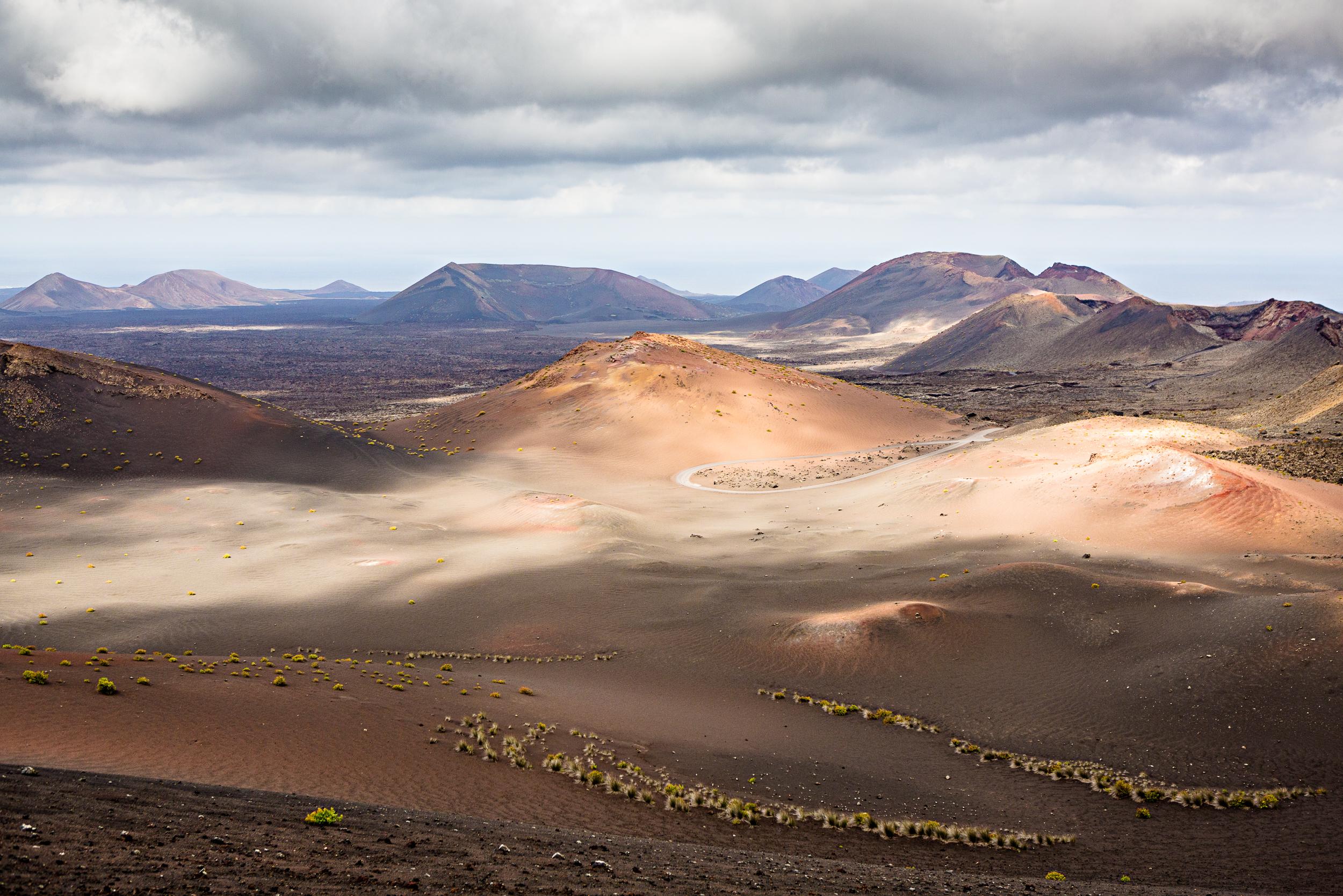 Les volcans de Timanfaya