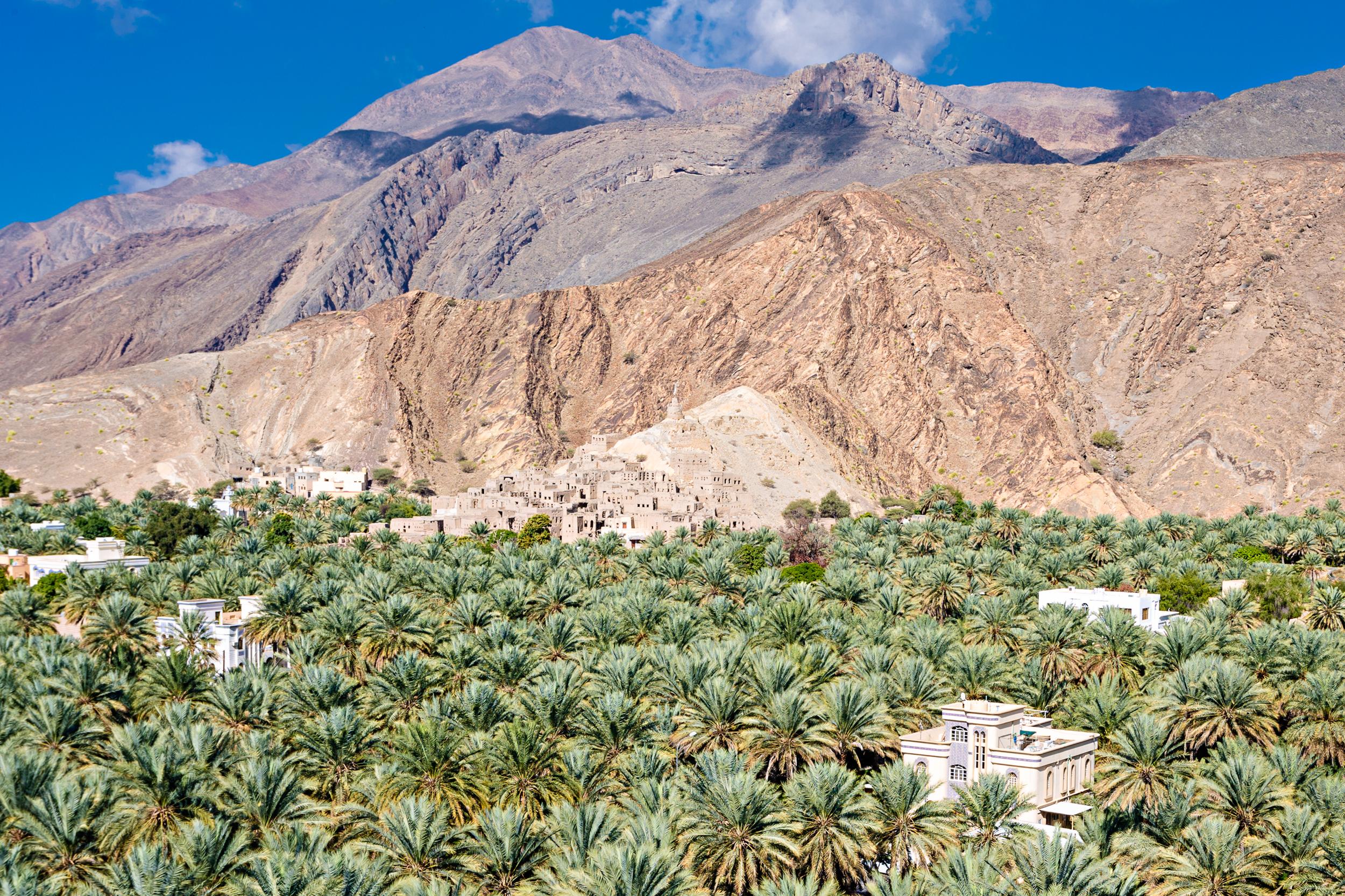 Village Birkat Al Mawz à Oman