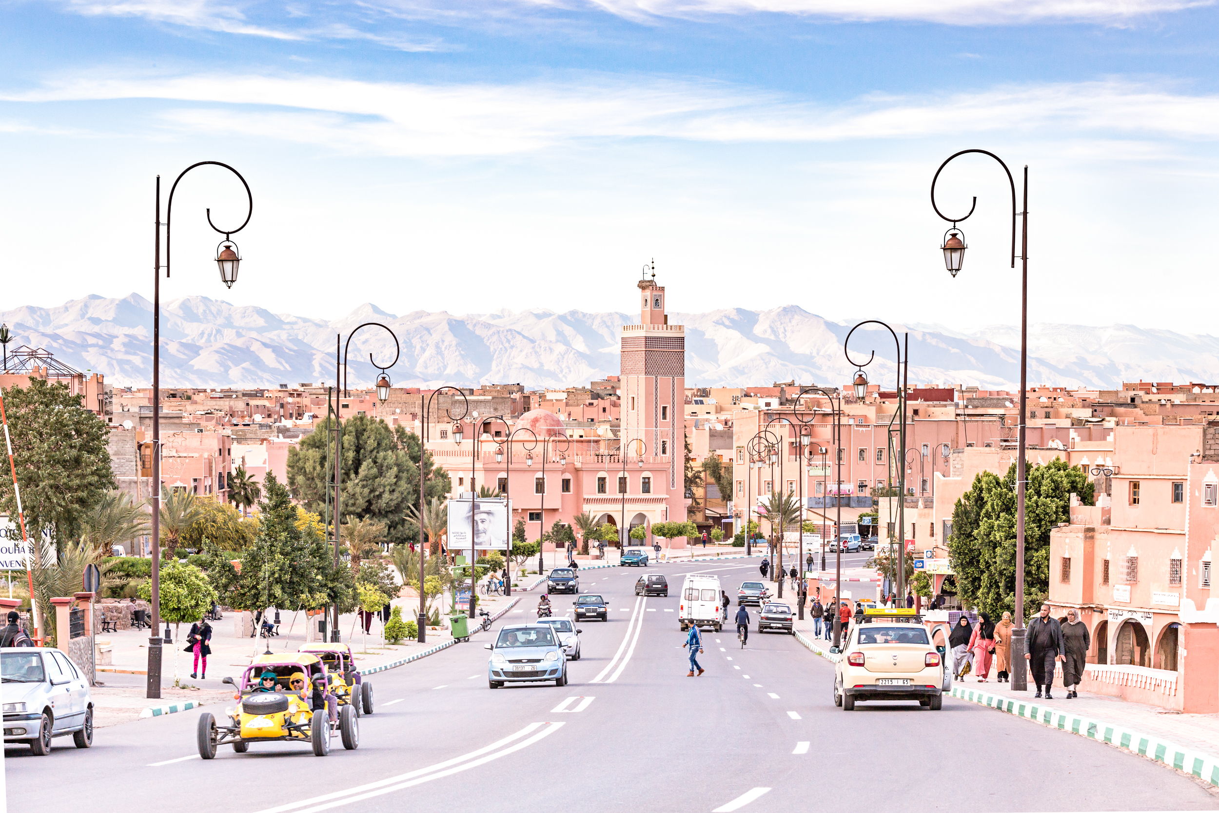 Rue de Ouarzazate