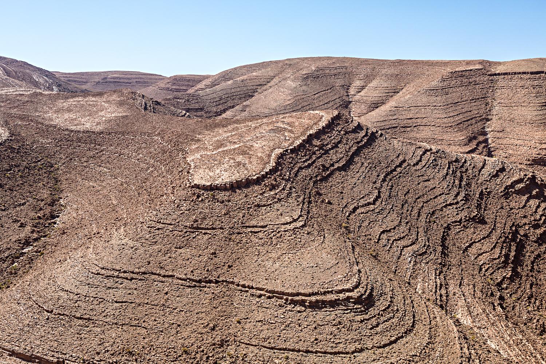 Gorges de Dadès au Maroc