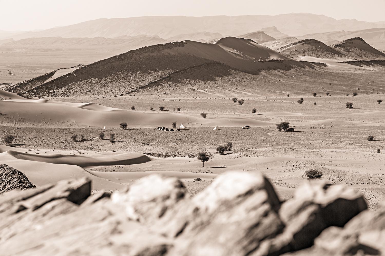 Tentes Allibert Trekking au Maroc