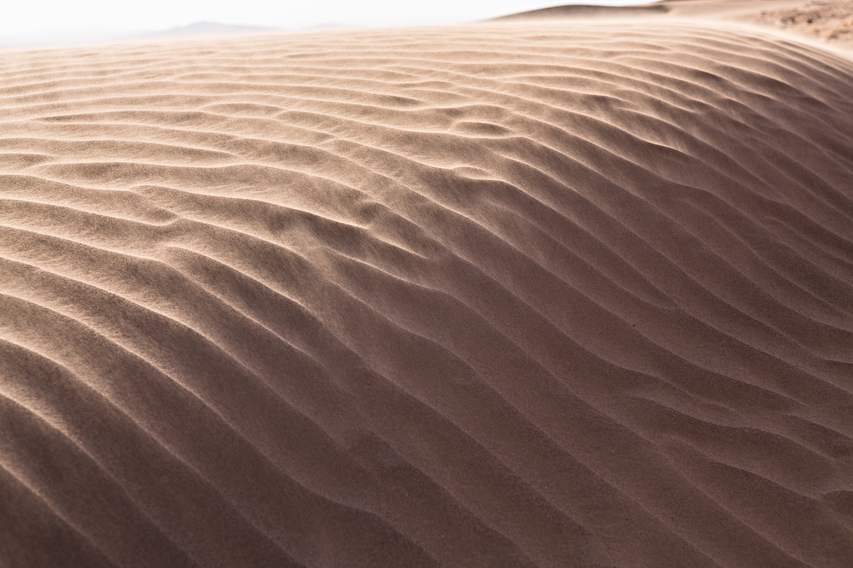 Dune de Foum Tissa au Maroc