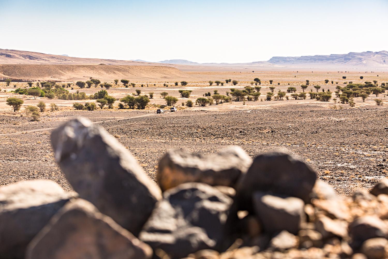 Road trip à Saredrar au Maroc