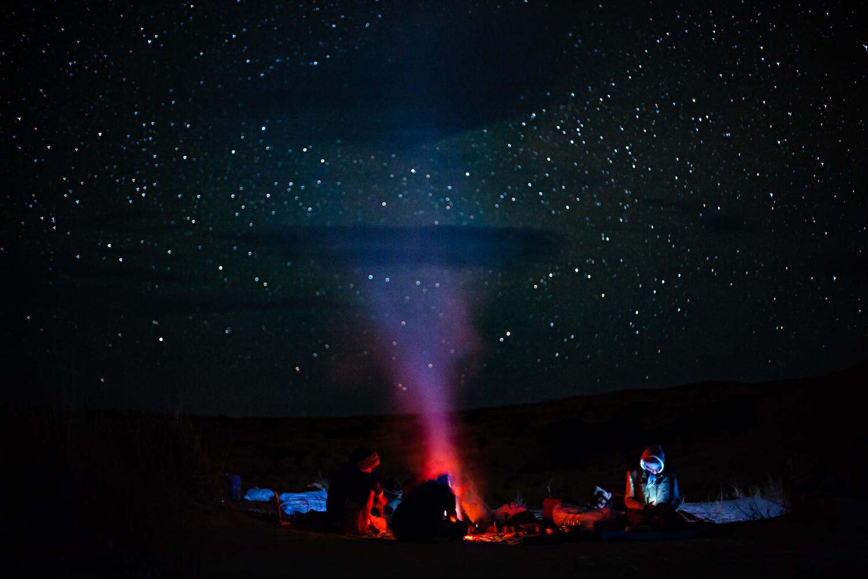Mauritanie un voyage au c ur du d sert et des traditions - Faire un feu de camp dans son jardin ...