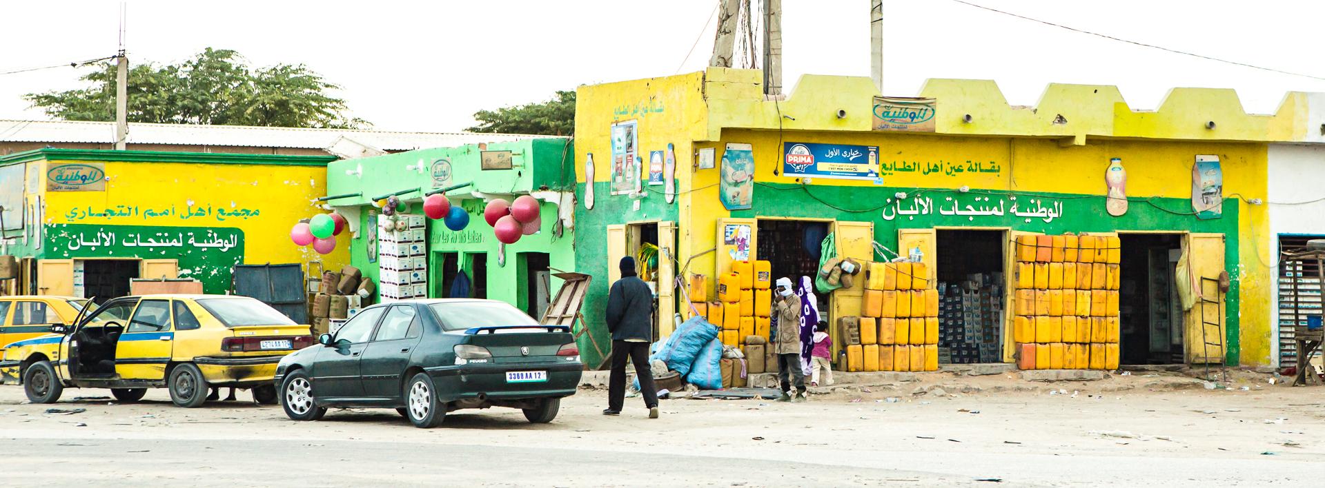 Magasins Nouakchott Mauritanie