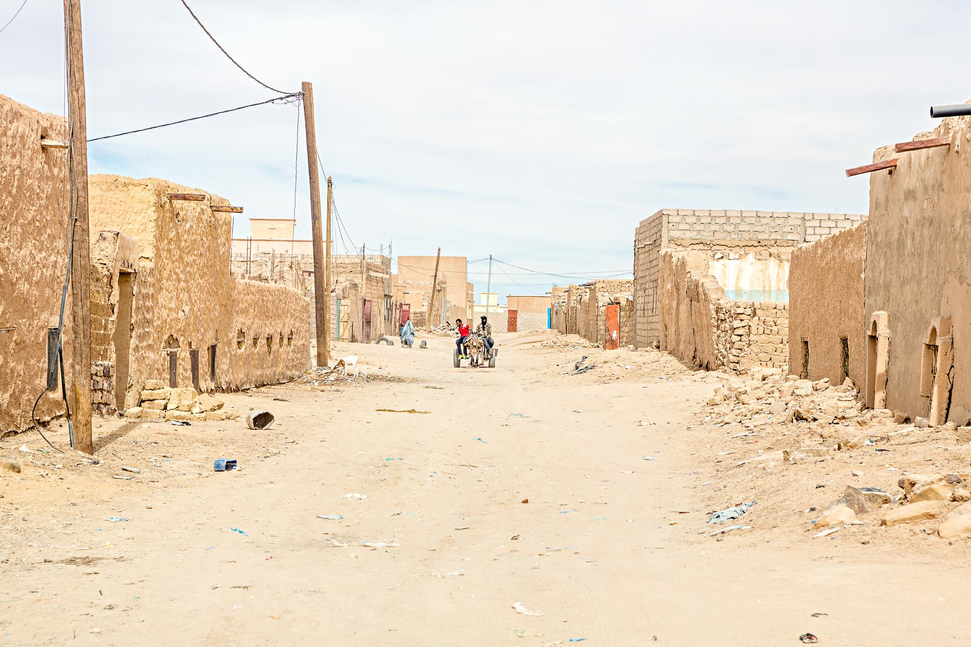 Atar en Mauritanie