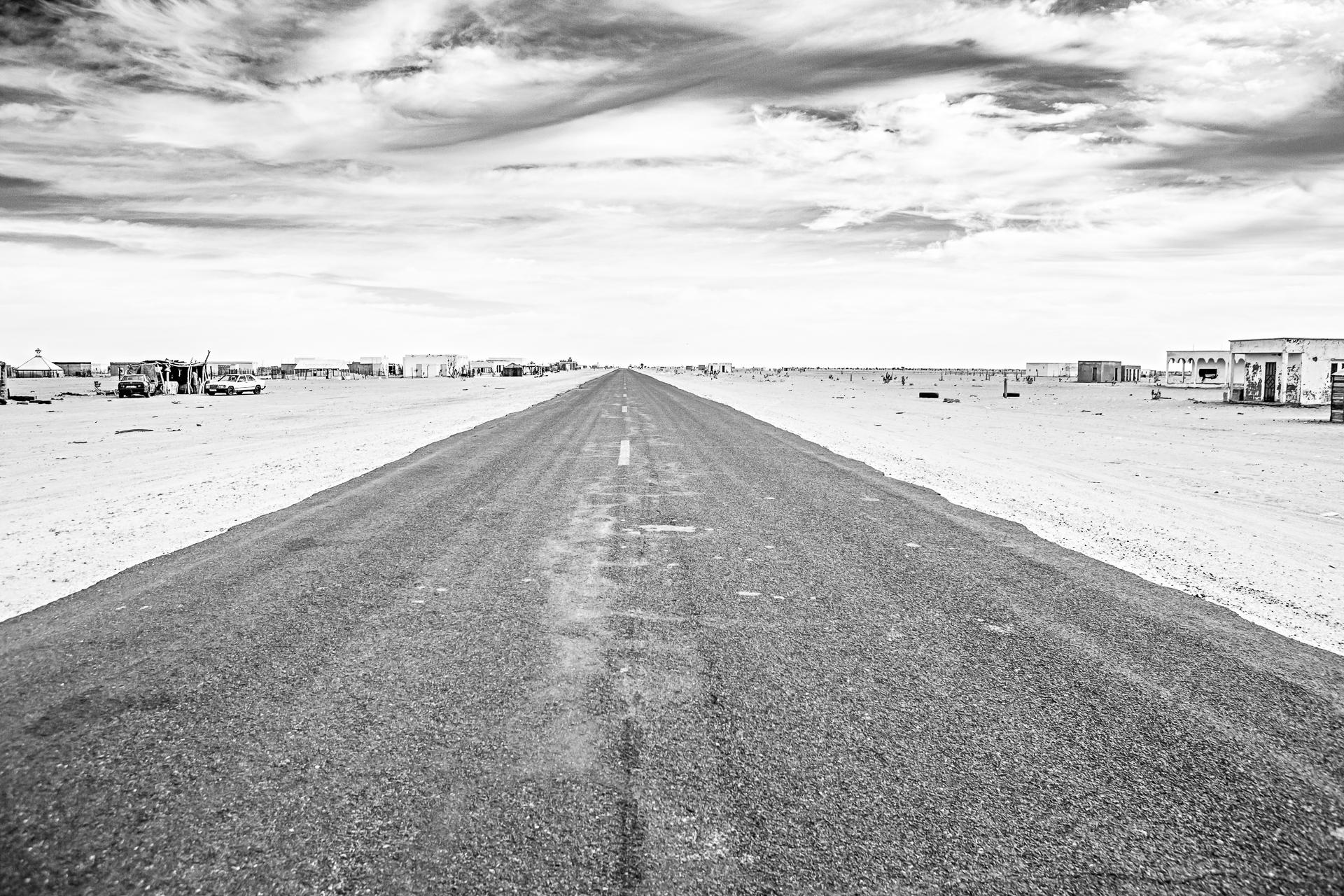 Road trip Nouakchott Atar Mauritanie