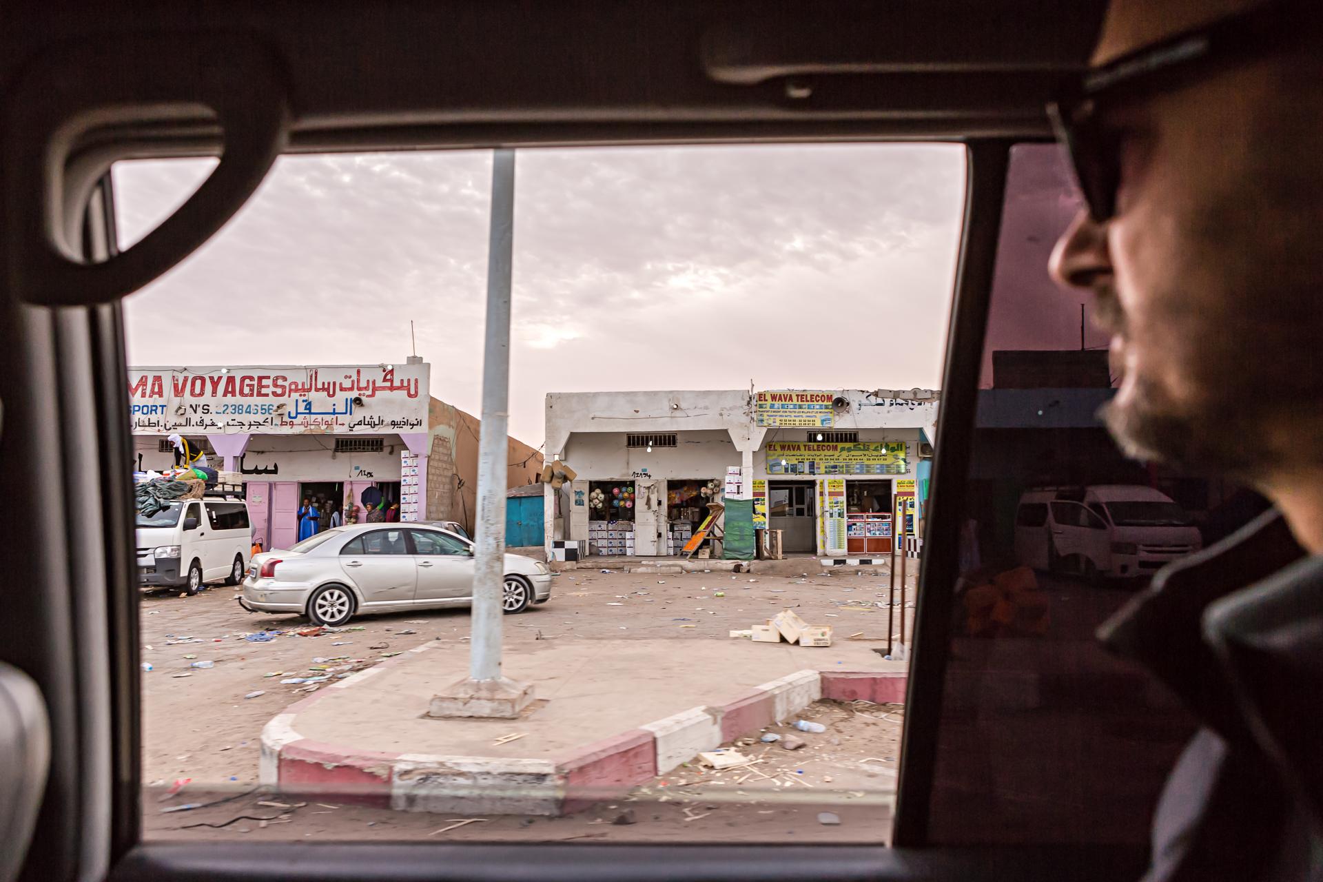 Nouakchott en Mauritanie