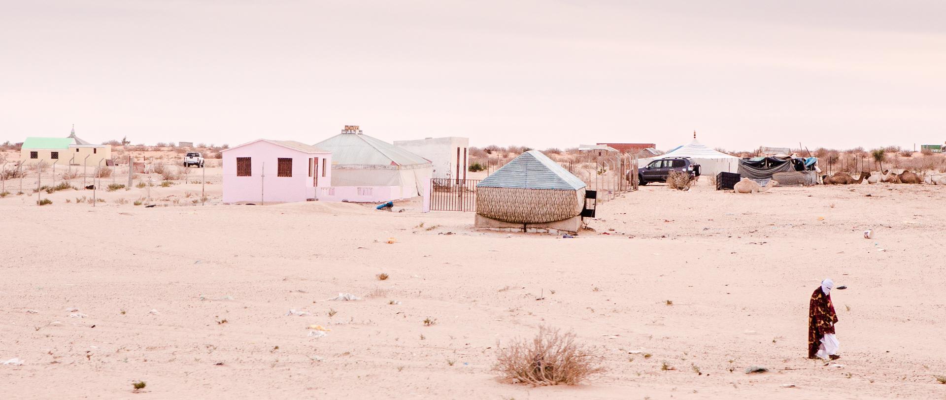 Nomades village Nouakchott Atar Mauritanie