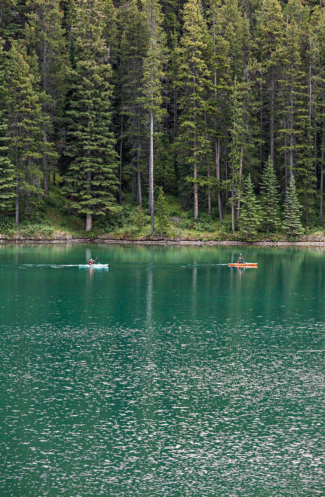 Two Jack Lake Banff Alberta Canada