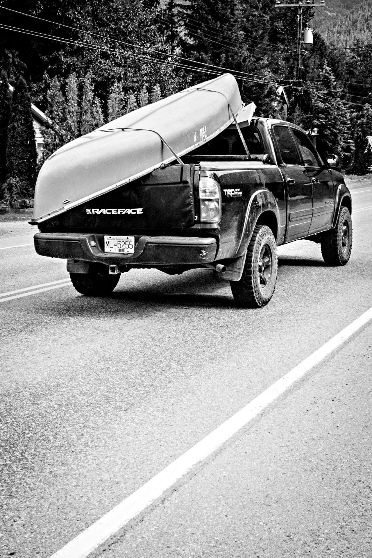 canot pick up Alberta Canada