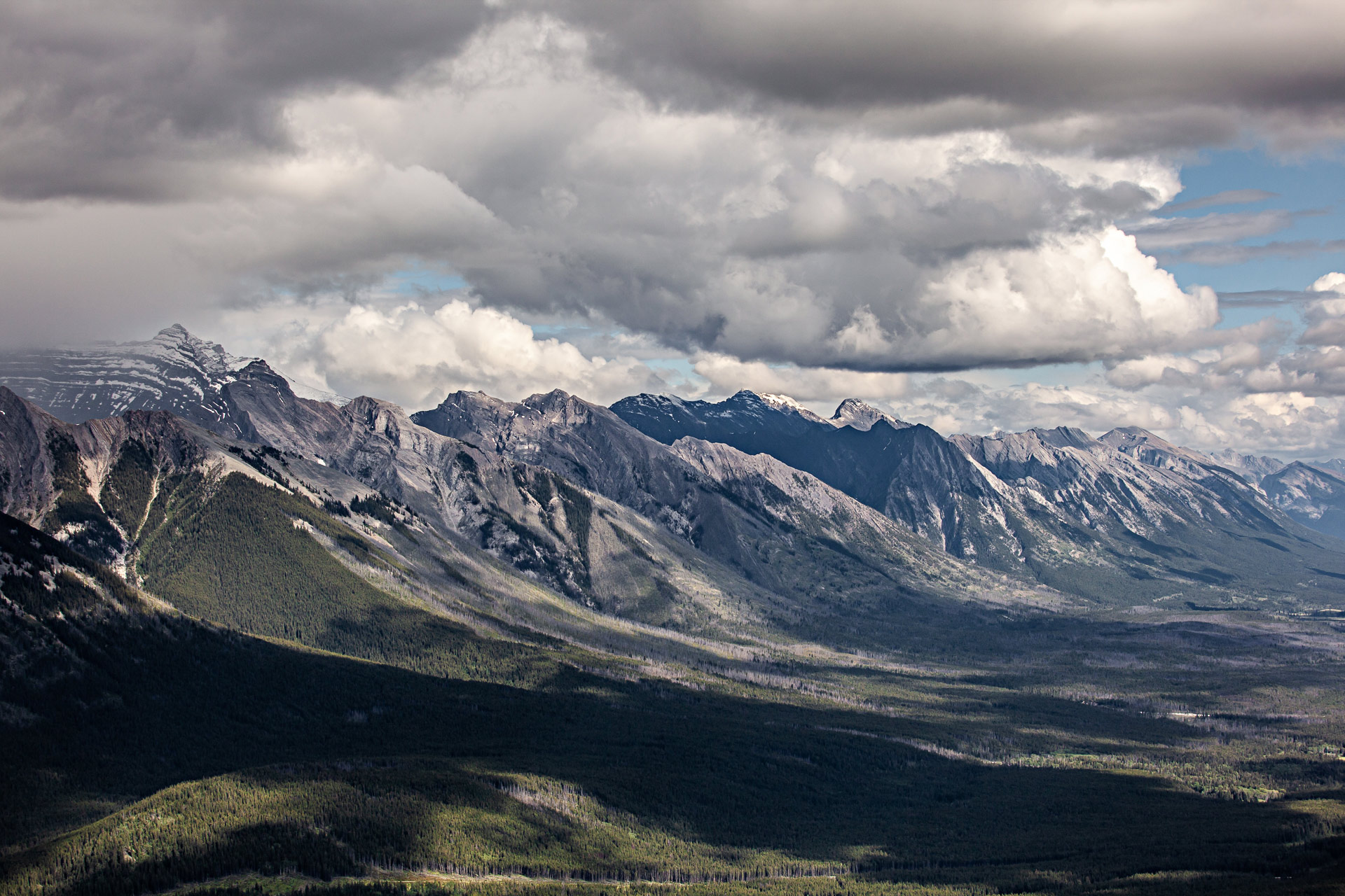 Visiter le parc national de Banff Canada