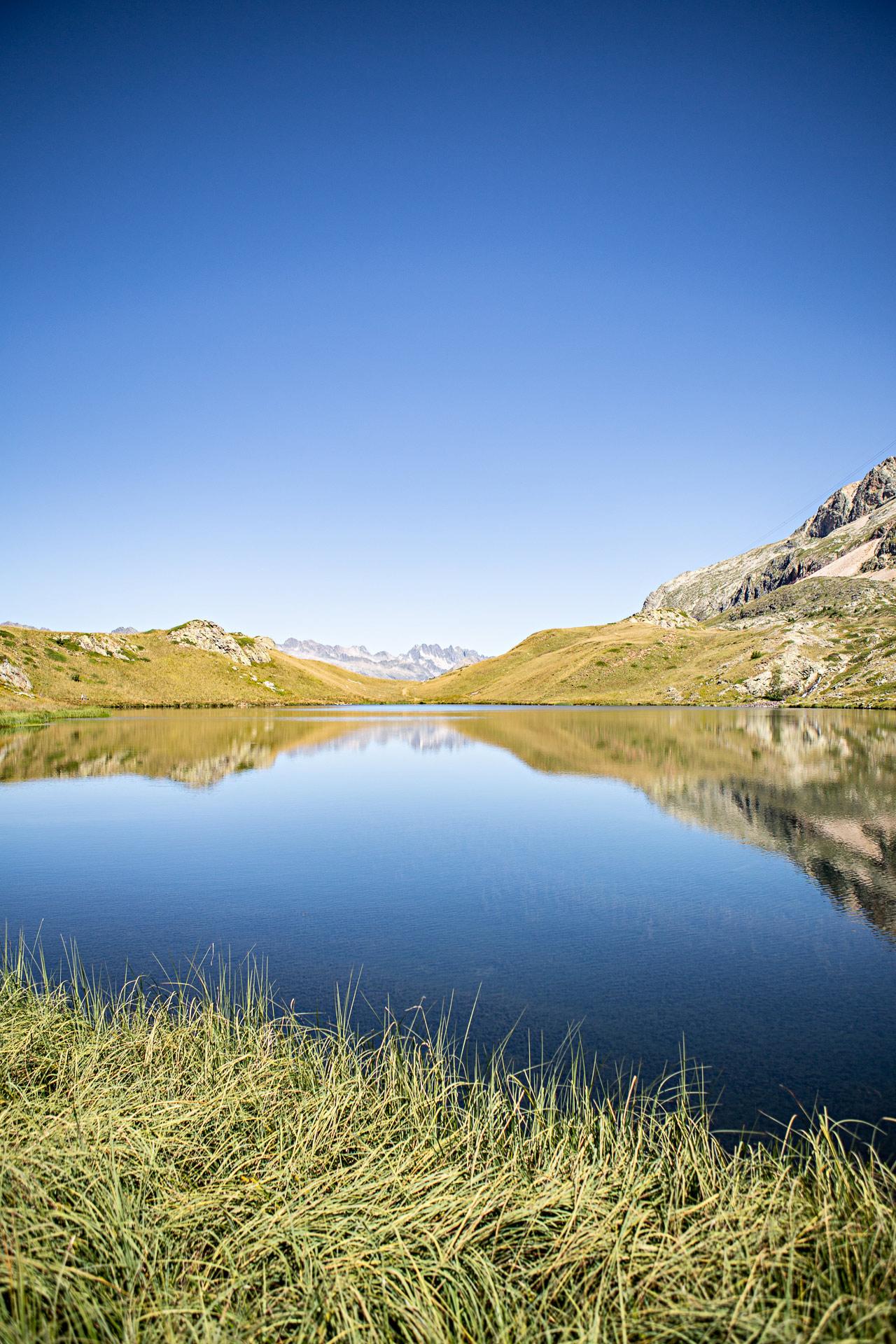 Randonnées à l'Alpe d'Huez Ronde des lacs
