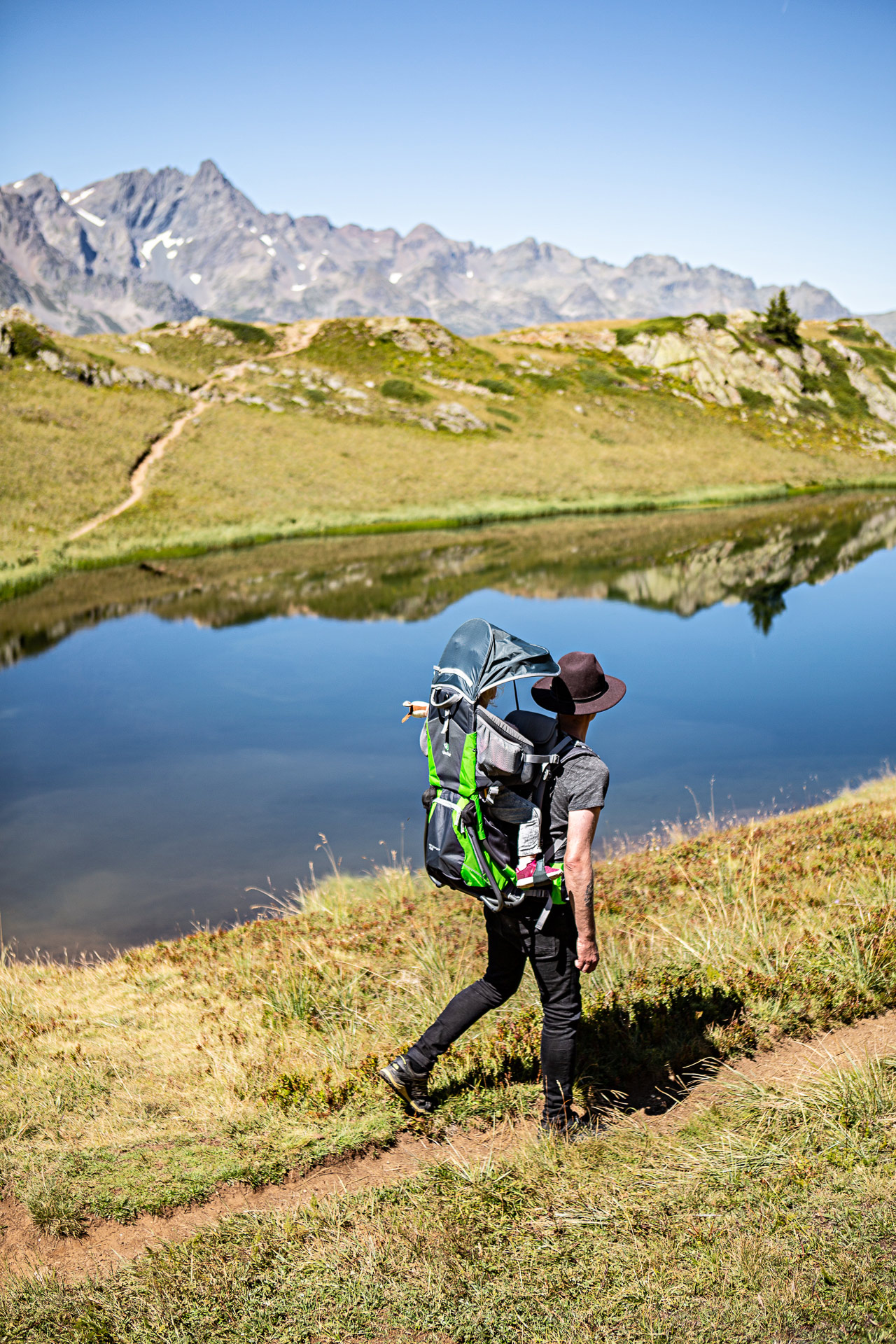 Randonnées autour de Grenoble Alpe Huez