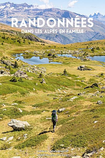 Randonnées autour de Grenoble en famille