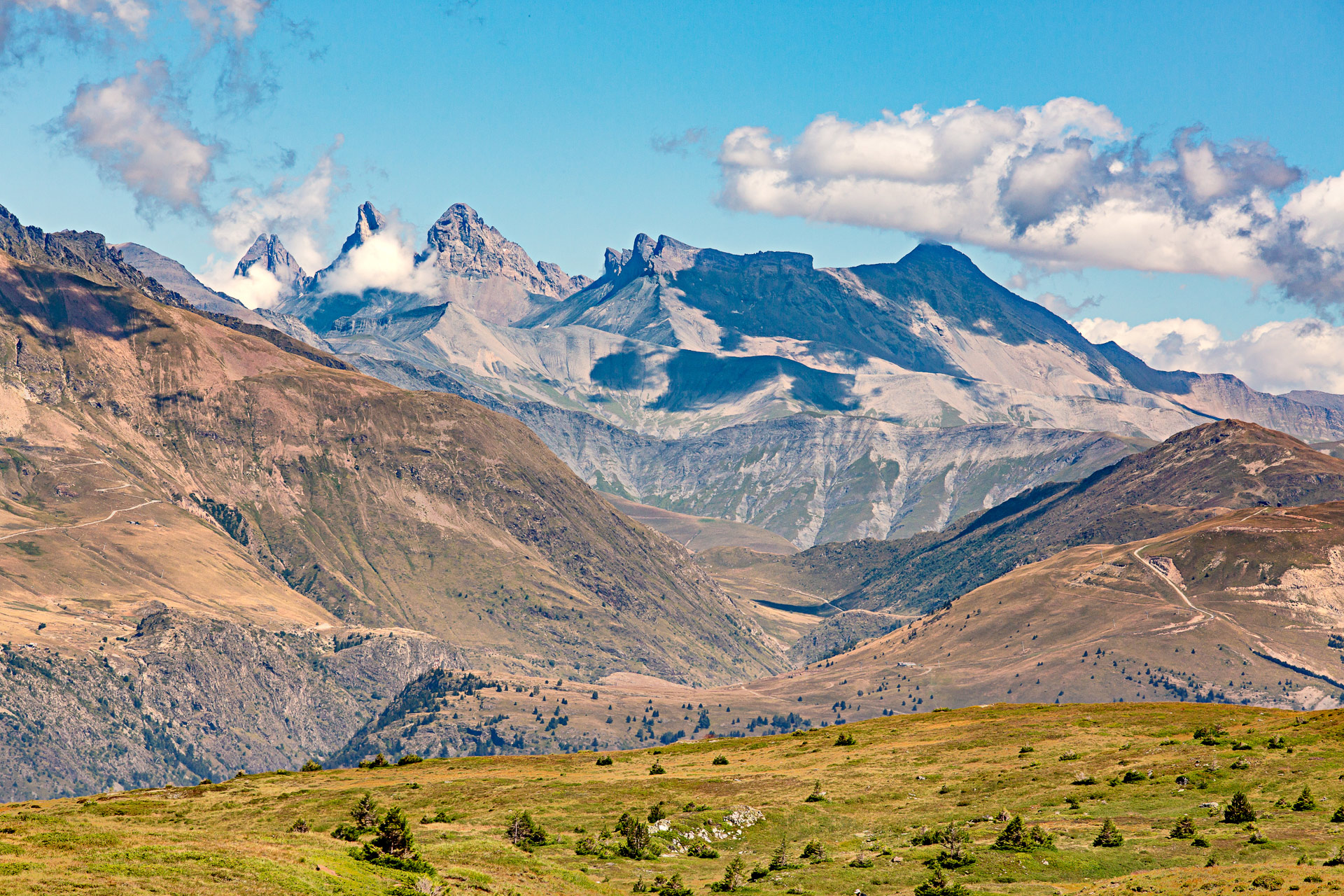 Randonnées dans les Alpes en famille