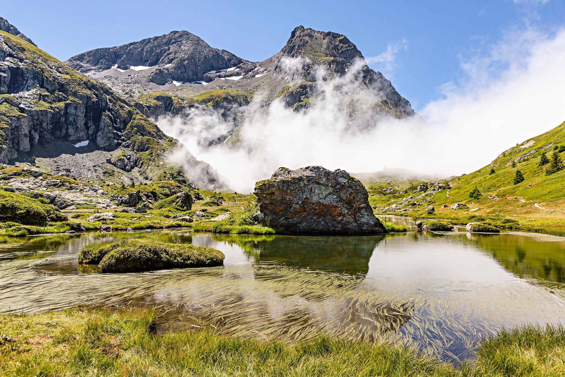 Randonnée au lac Noir plateau des lacs