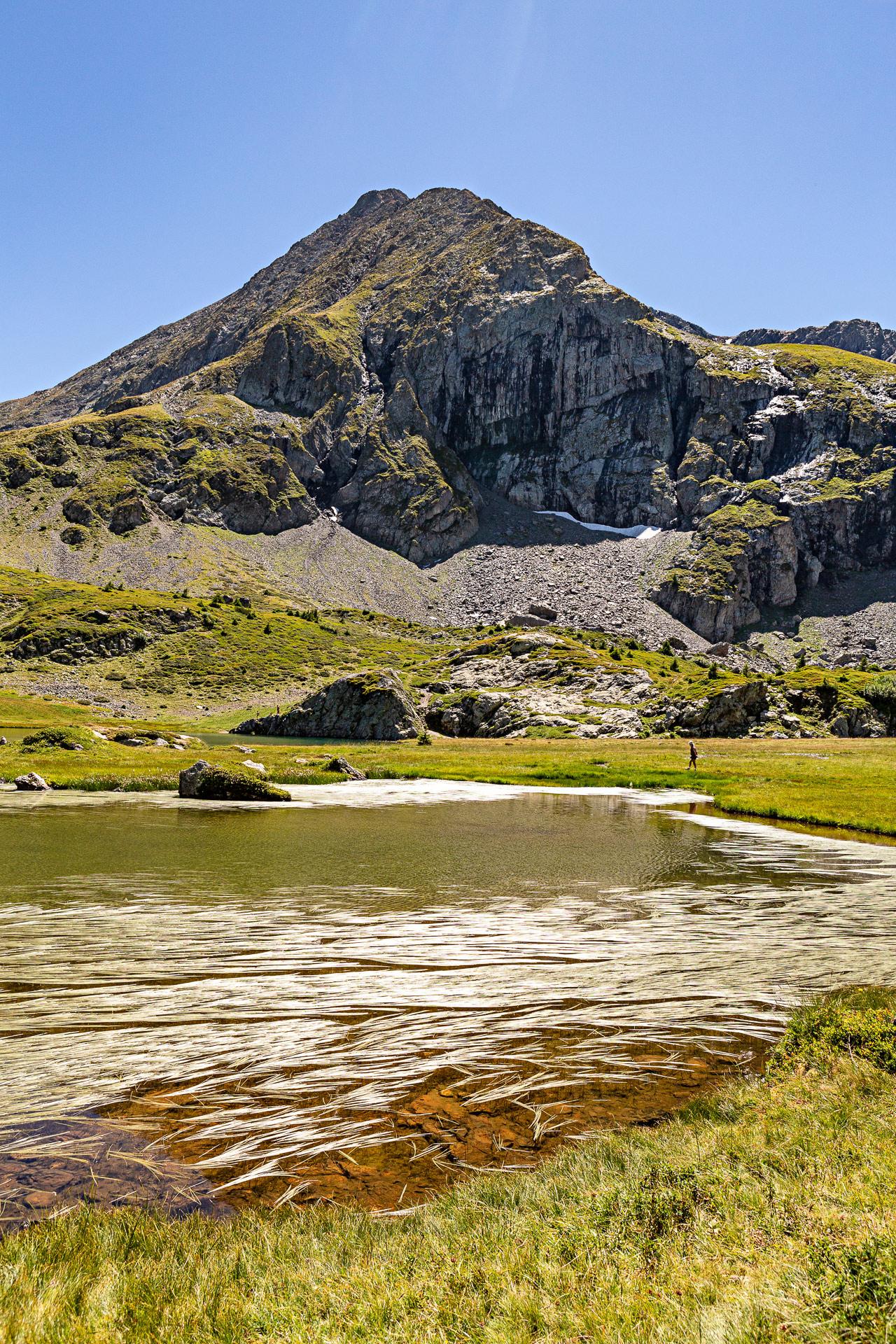 Randonnée plateau lac Fourchu Alpe du Grand Serre