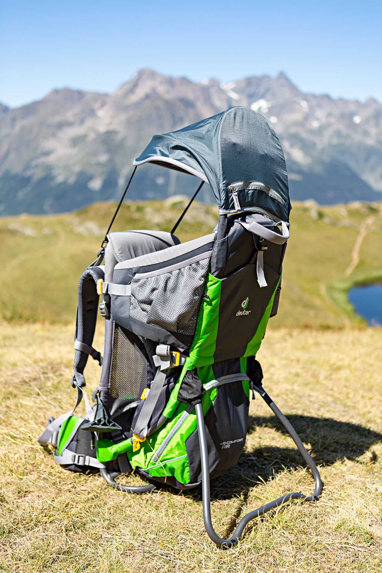 Porte-bébé rando Kid Comfort Air Deuter