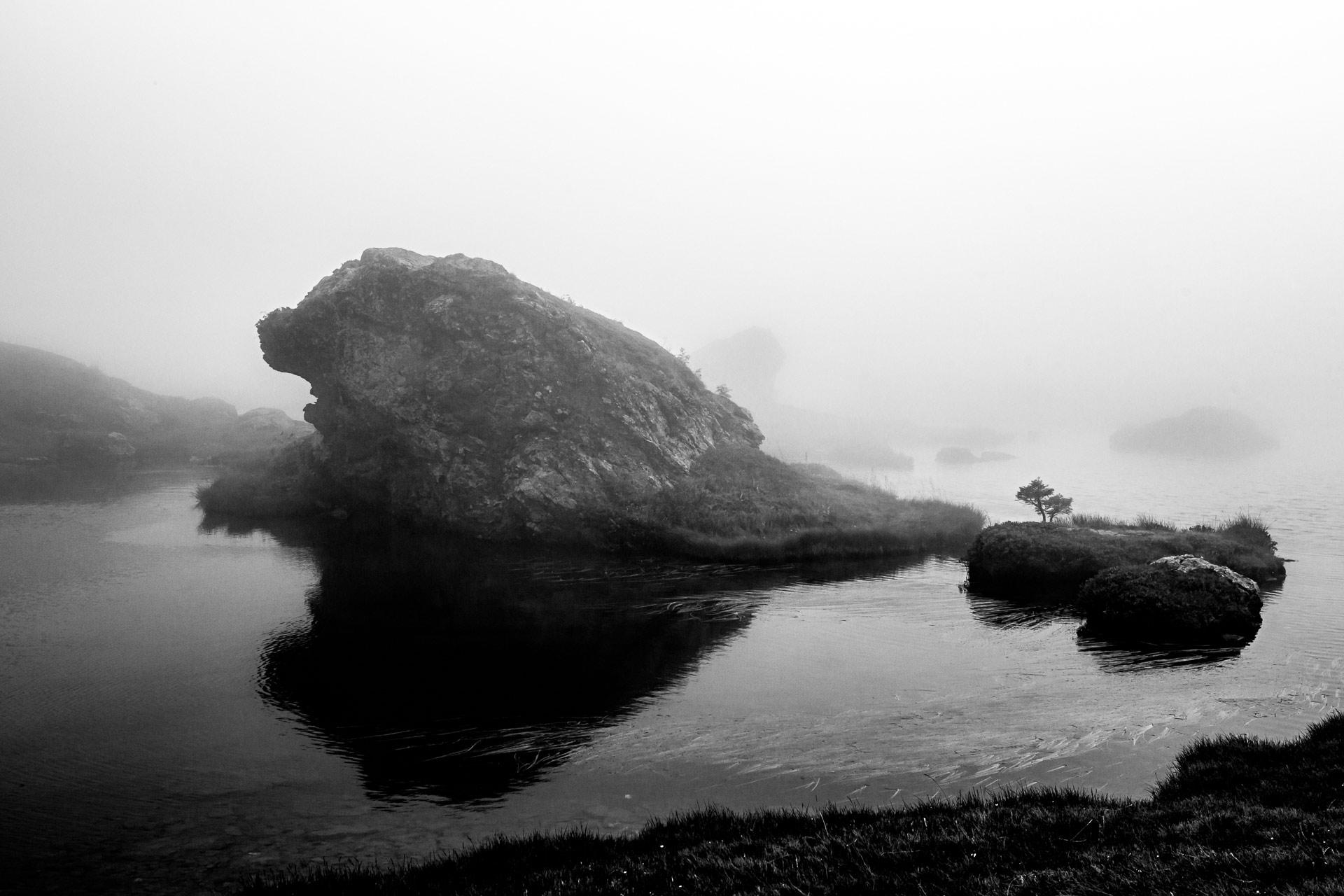 Lac noir plateau des lacs