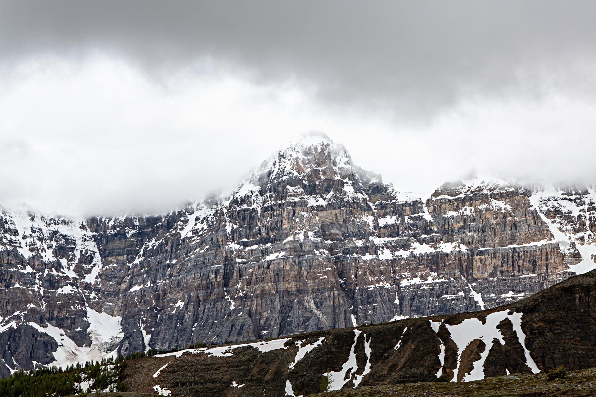 Vallée Dix-Pics Banff Alberta Canada