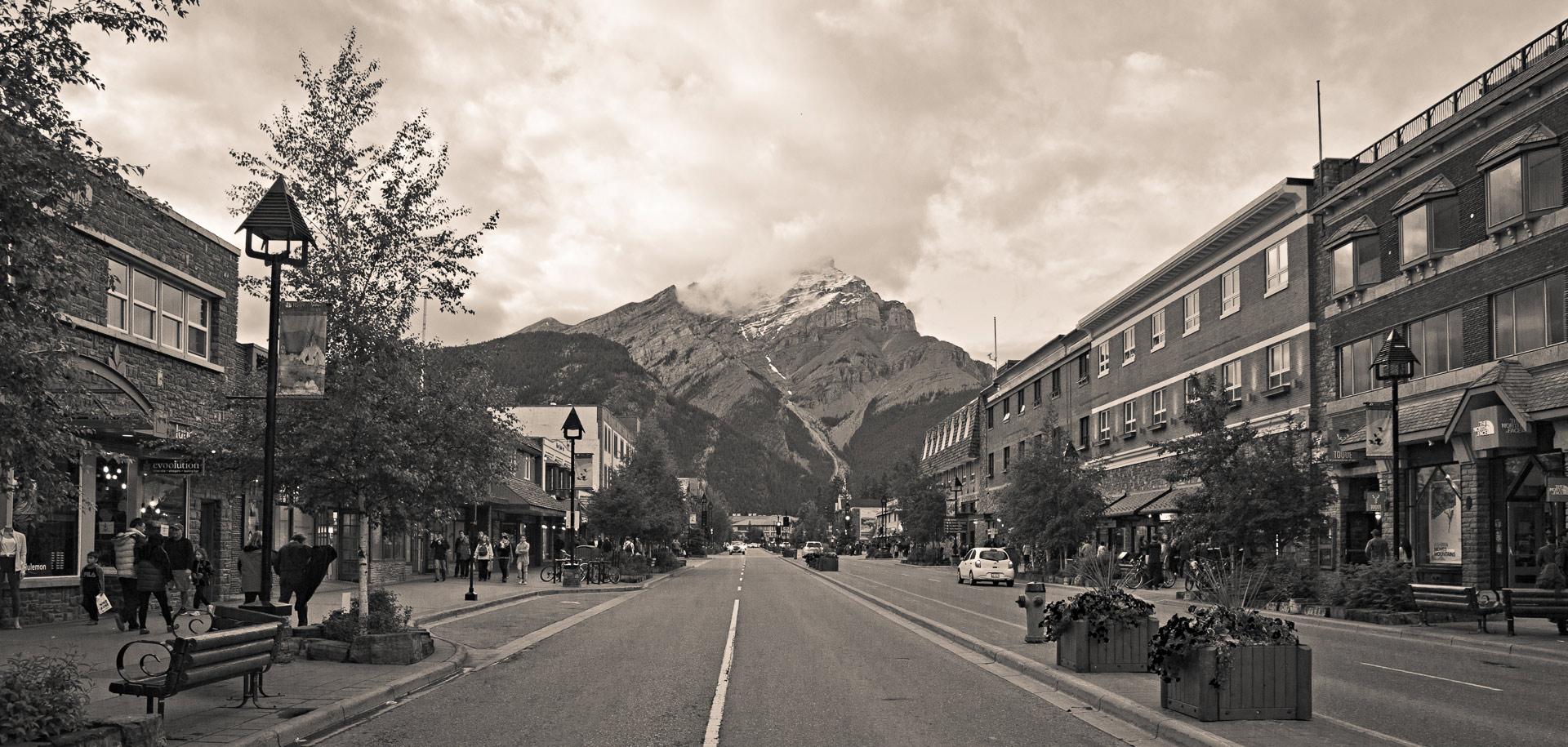 Visiter Banff Alberta Canada