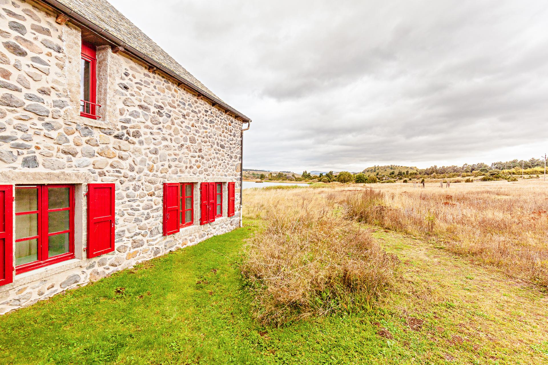 Écolodge Instants Absolu hôtel en Auvergne