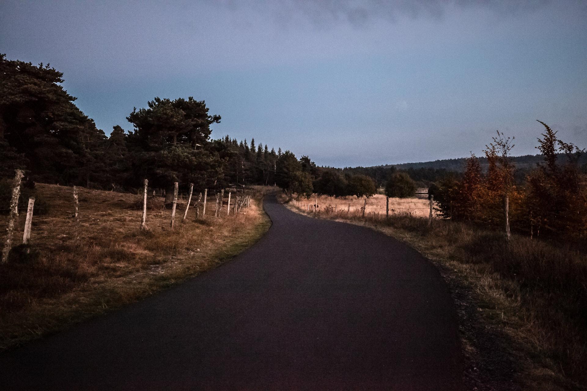 Road trip en Auvergne massif Pinatelle
