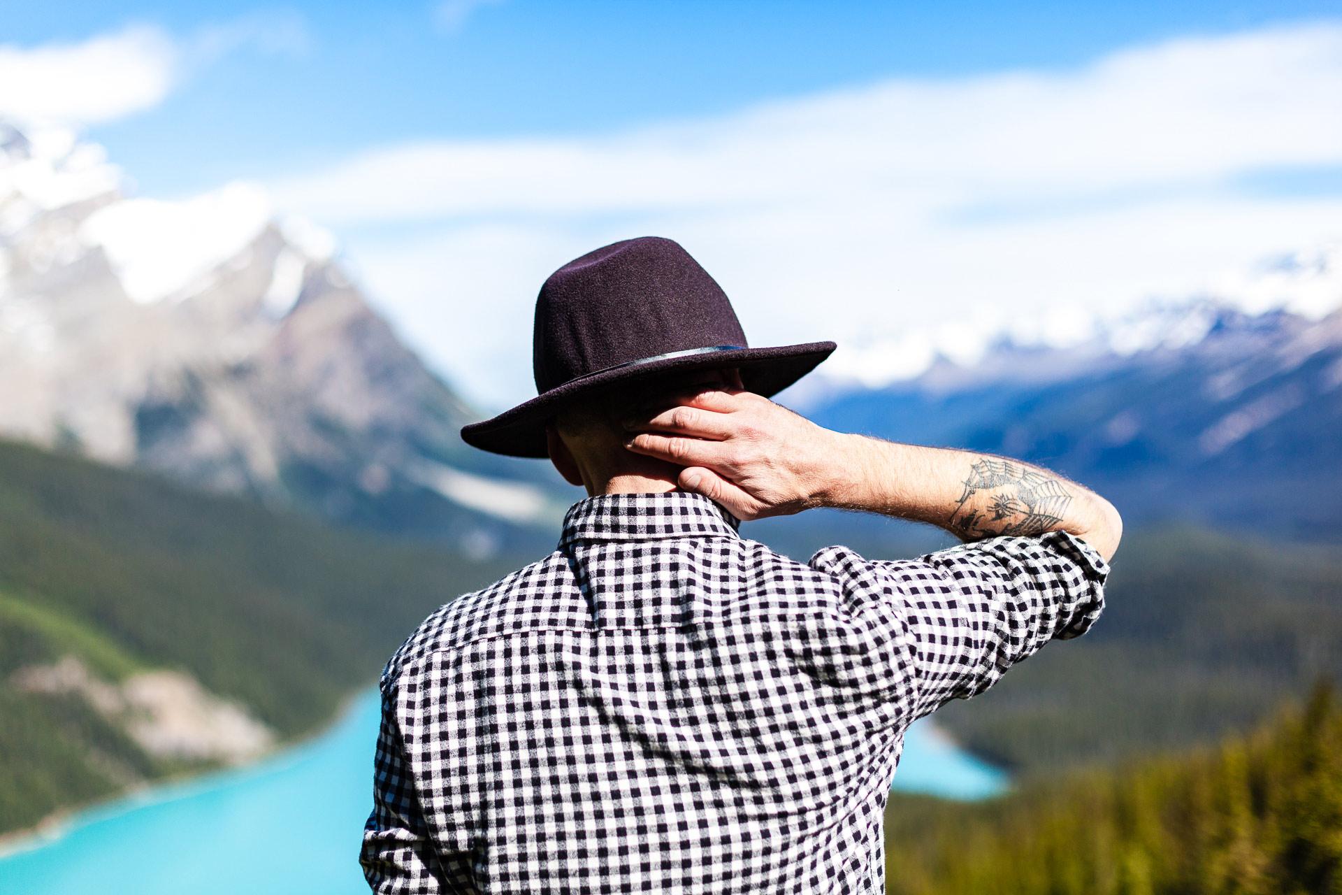 Guide voyage promenade des Glaciers Canada