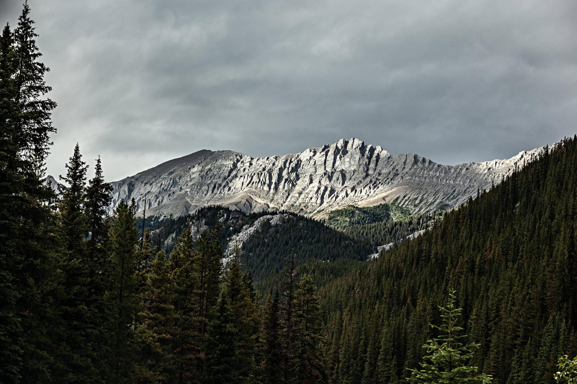 Montagne Jasper Canada Ouest