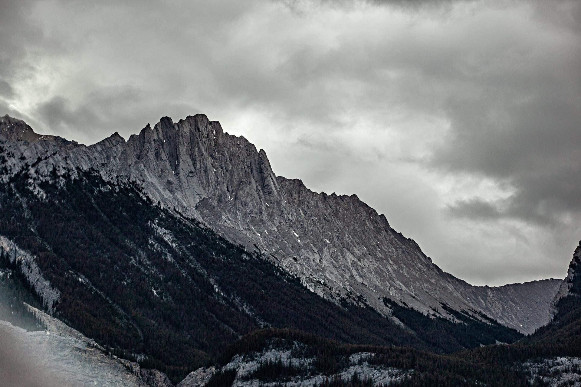 Montagnes Jasper Canada Ouest