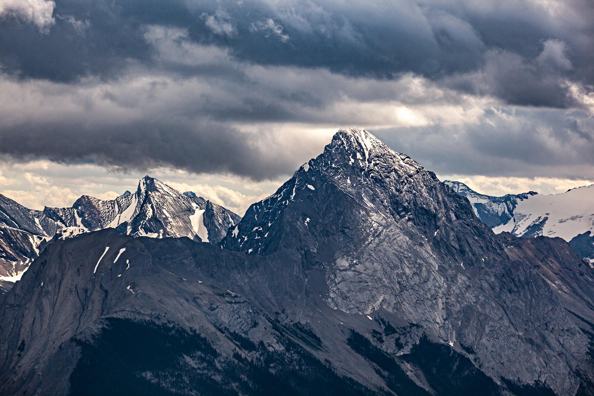 Pic Samson Jasper Canada Ouest