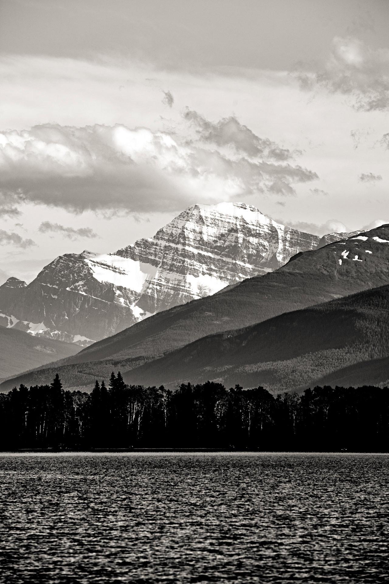 Mont Edith Cavell Jasper Canada