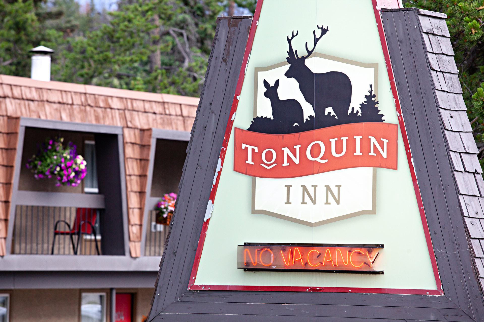 Motel Tonquin Inn Jasper Alberta Canada