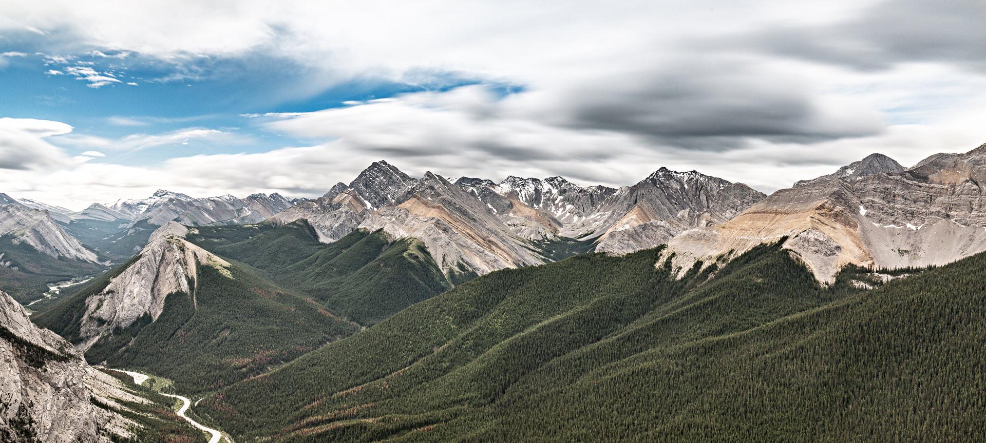Sulphur Skyline Trail Jasper Canada
