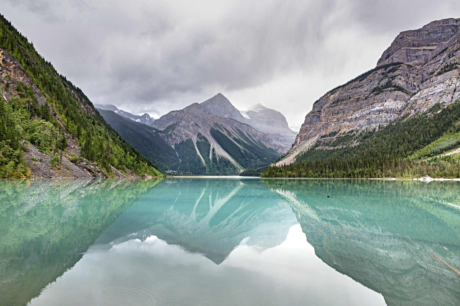 Kinney Lake Colombie-Britannique Canada