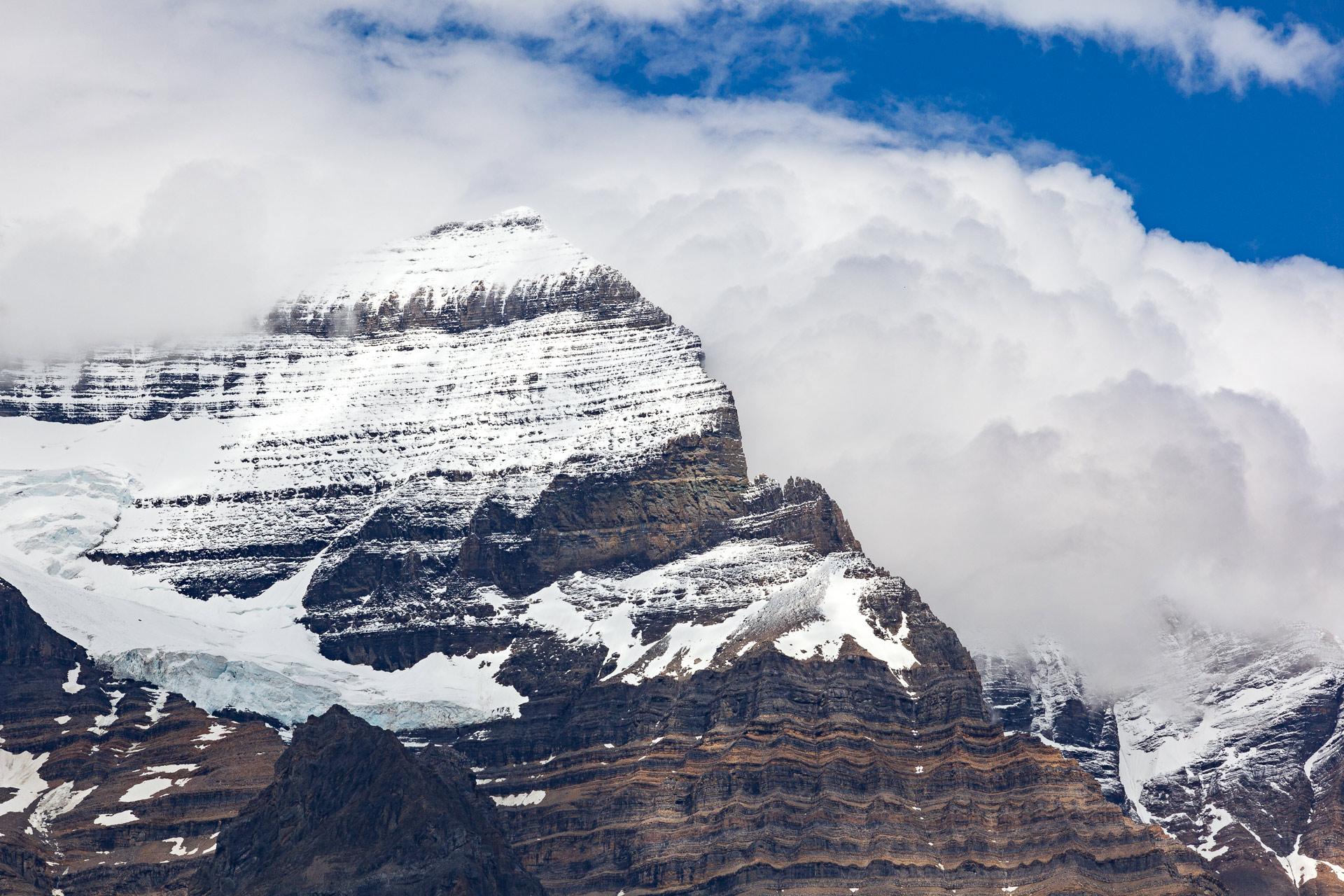 Mont Robson Colombie-Britannique Canada