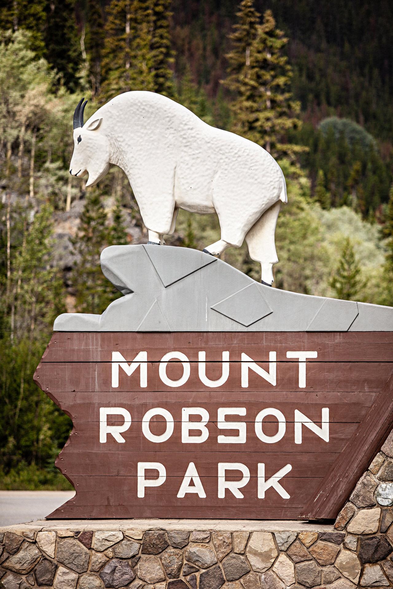 Mount Robson Park Colombie-Britannique Canada