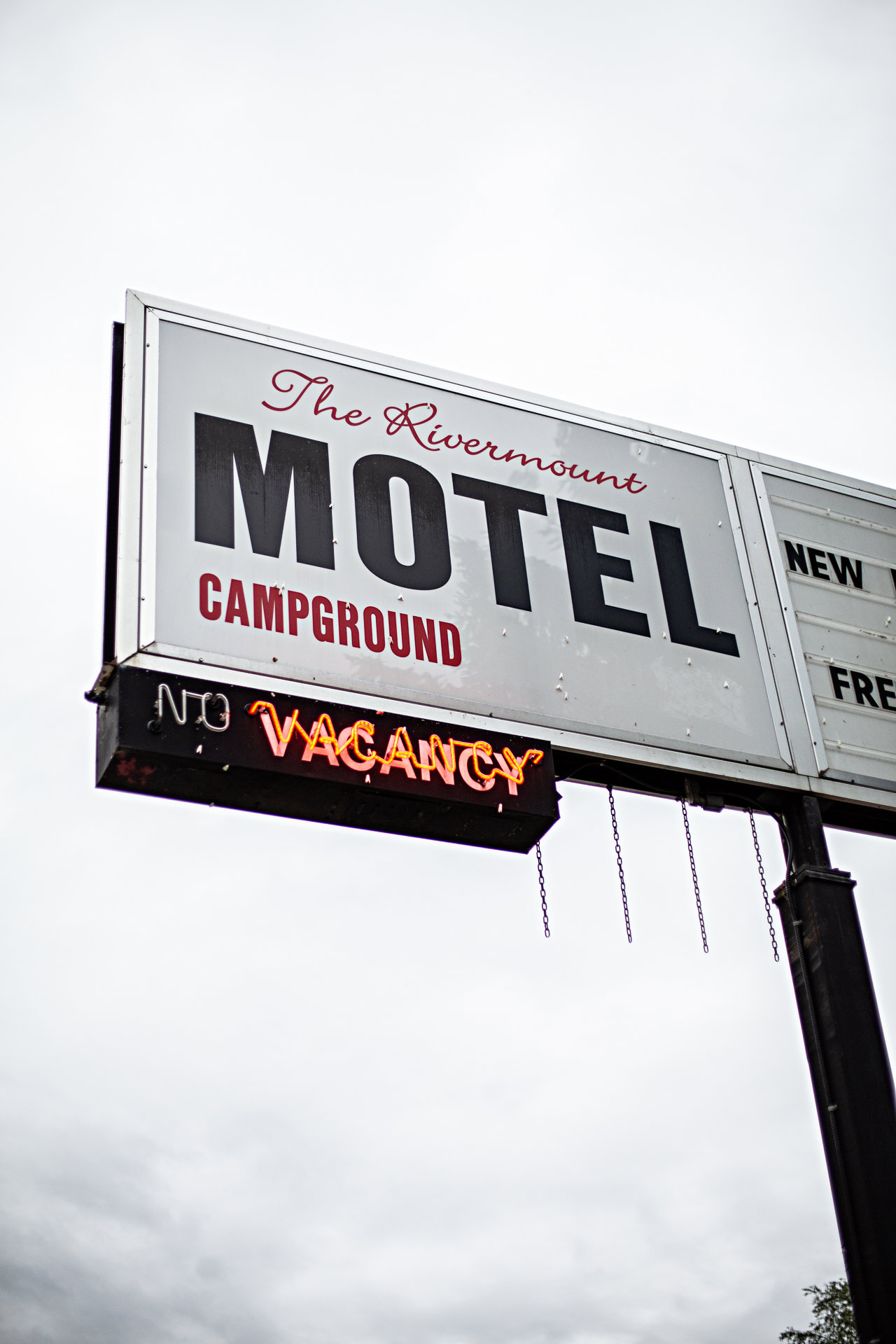 Rivermount motel Colombie-Britannique Canada