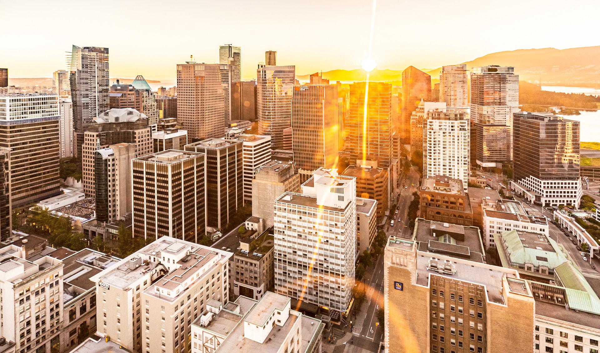 Visiter Vancouver Colombie-Britannique Canada